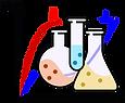 Icon showing Material Development Schematics