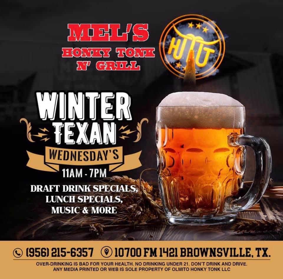 winter texas