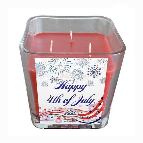 Firecracker Citronella 14oz candle