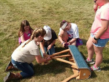 6-10-2021 Horsemanship Bible Camp Day 2 Day activities