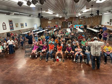 6-9-2021 Day 1 Horsemanship Bible Camp