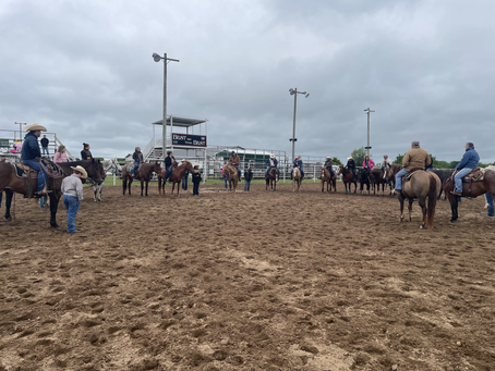 May 29th 2021 Risen Ranch Cowboy Church Buckle Series Obstacle Competition 2021