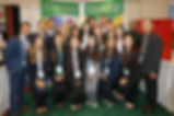 Collins College students at the NRA Show