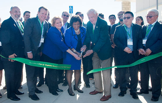 Collins College Ribbon Cutting Ceremony