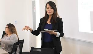 Assistant Professor Wan Yang