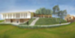 Collins College 4th building rendering