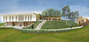 collins college new building rendering