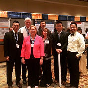 Faculty at ICHRIE conference