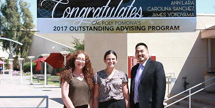 Cal Poly Pomona Outstanding Advising Program