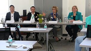 panel discussion collins college