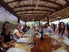 Apicius study abroad trip 2015