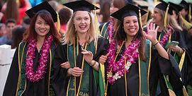 Collins College Masters Graduates 2015