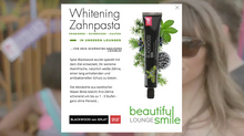 Produkt NEWS aus unseren Beautiful Smile Lounges..