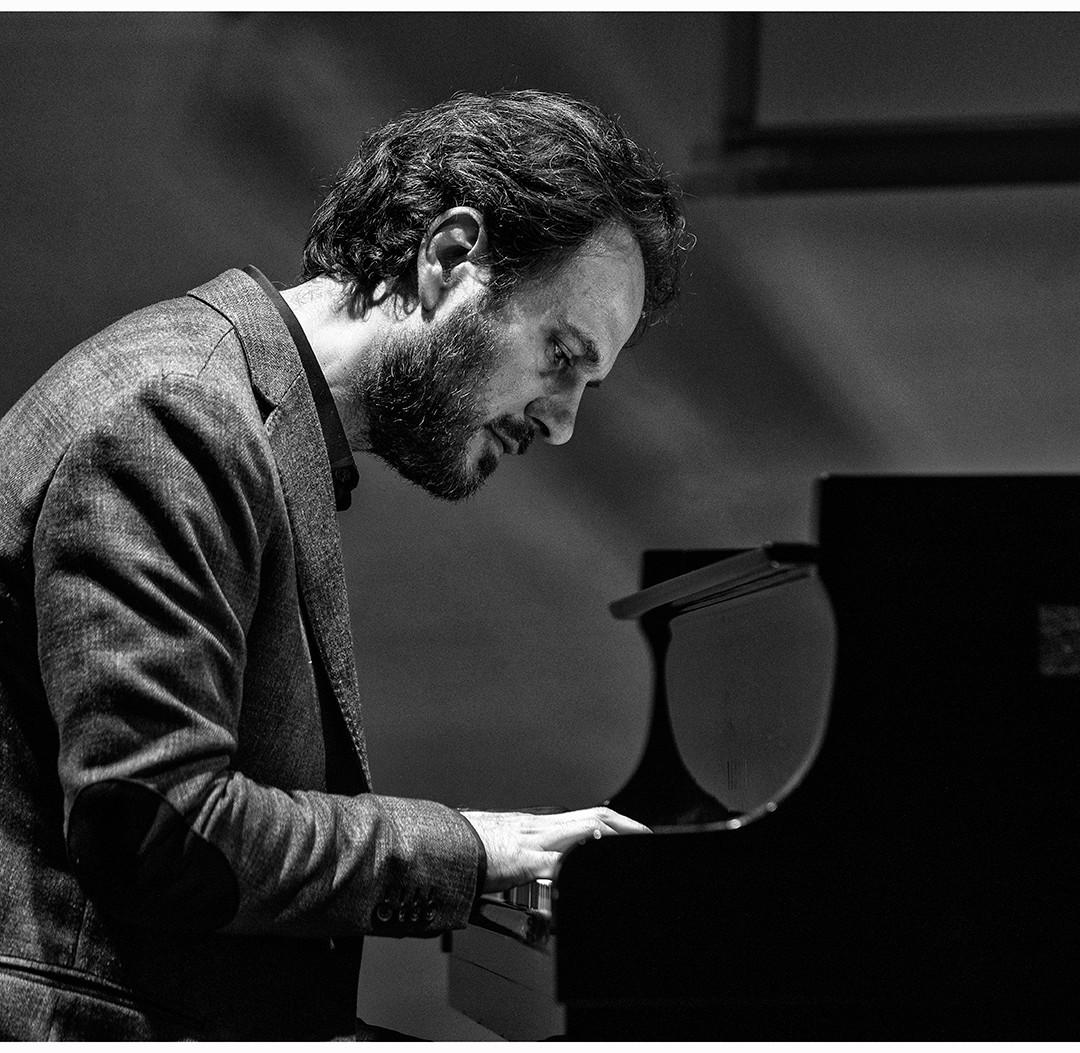 """That's amore—an original tribute to Harry Warren"" Francesco Scaramuzzino piano solo"