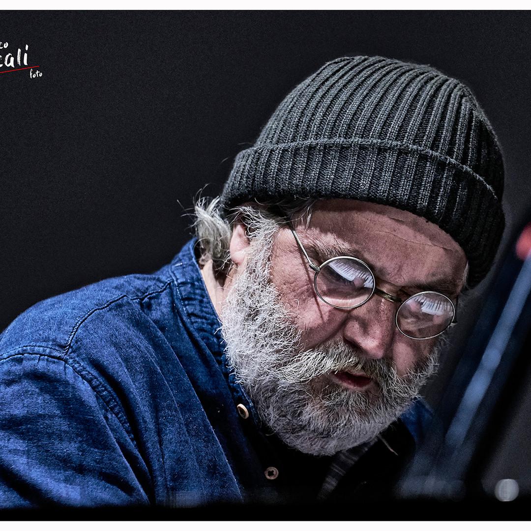 Roccella Jazz Festival winter edition 2017 Claudio Cojaniz Blackpiano solo