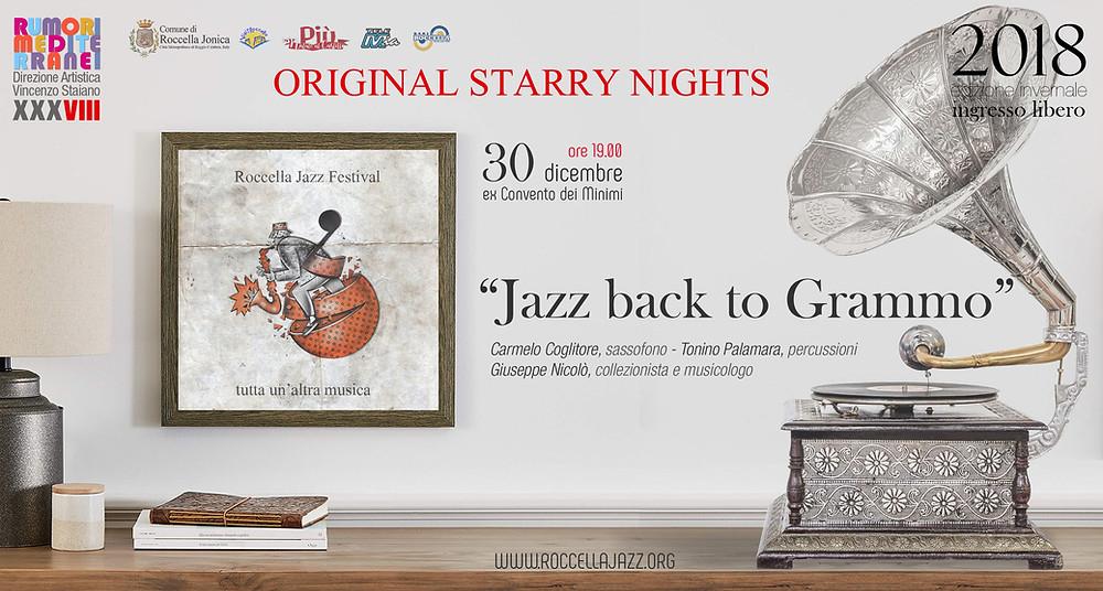 Roccella Jazz 2018 winter session 30 Dicembre