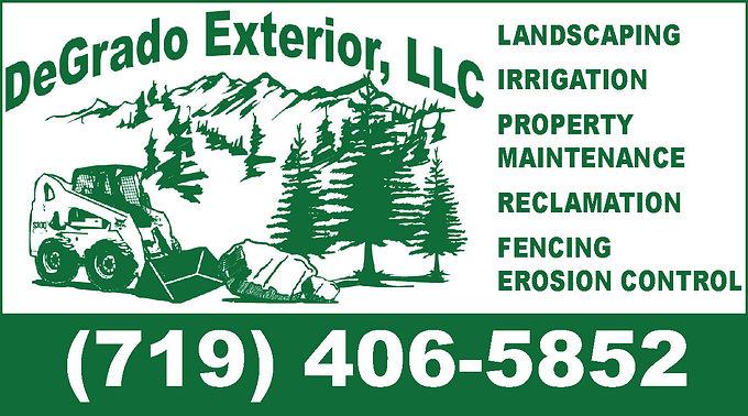 DEGRADO EXTERIOR 719-406-5852