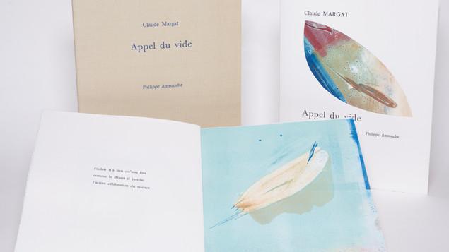 APPEL DU VIDE avec Claude Margat