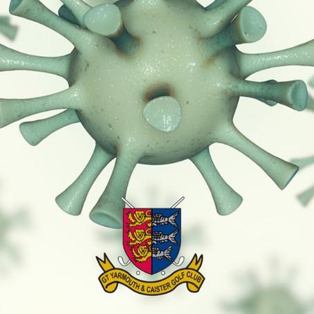 Club Coronavirus (COVID-19) Update