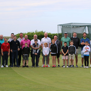 Great Yarmouth and Caister's Commitment to Junior Golf on display this weekend.