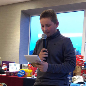 Ciaran's Golf Day - results and gallery