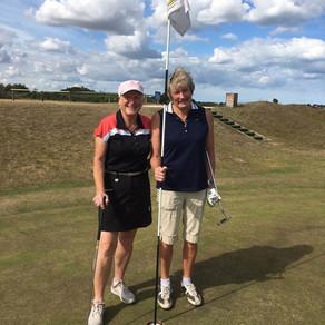 Sue Allen wins the Wortham Cup!