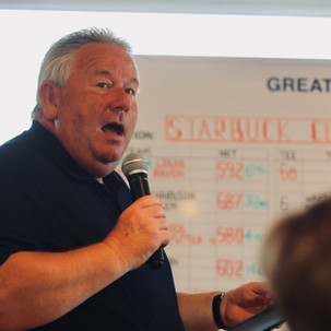 Super-Starbuck - Tim's club fundraiser gets bigger each & every year. But where did it all begin?