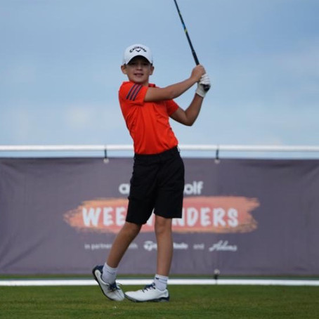 GYC become a regional qualifying venue for the Adidas Golf Wee Wonders British Championships 2019.