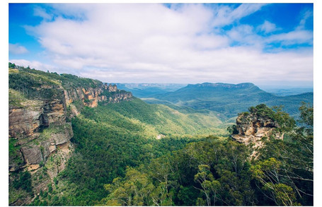 Day trip to Blue Mountains