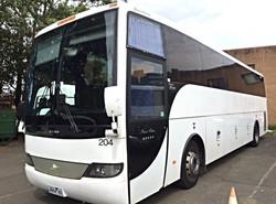 Volvo 50 seats Coach