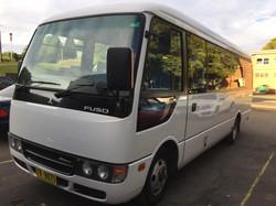 Mitsubishi 21 seats mini bus