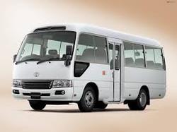 Toyota Coaster 20 seats mini bus