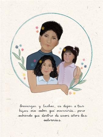 Personalizado. Familia. Mirian Arevalo.j