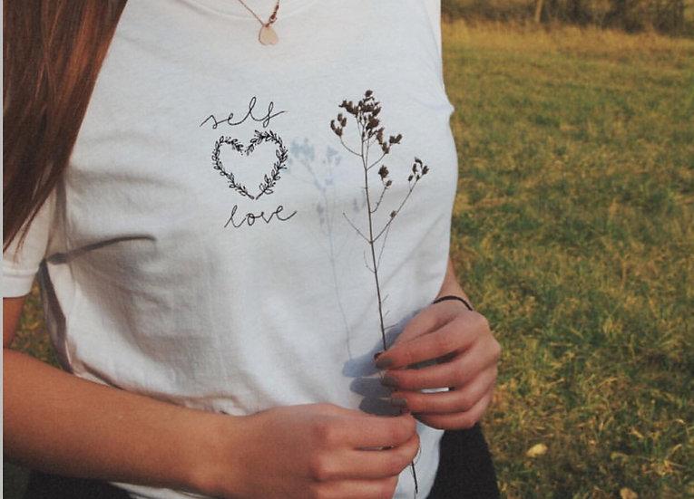 Camiseta Self Love