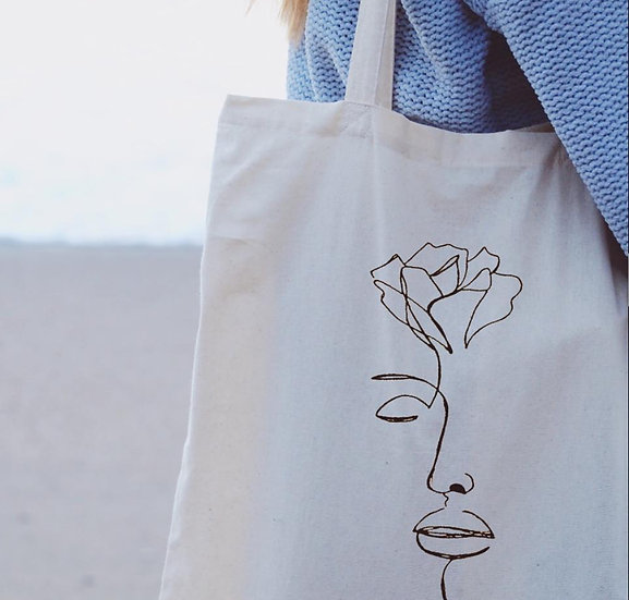 Tote Bag Mother Nature