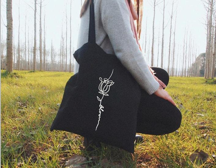 Tote Bag Bloom