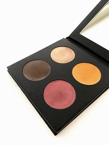 Jasmine Cream Eyeshadow Palette
