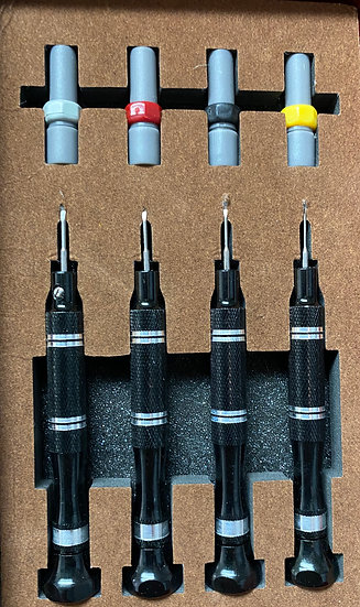 Swiss Quality Screwdrivers Set of 4 pieces