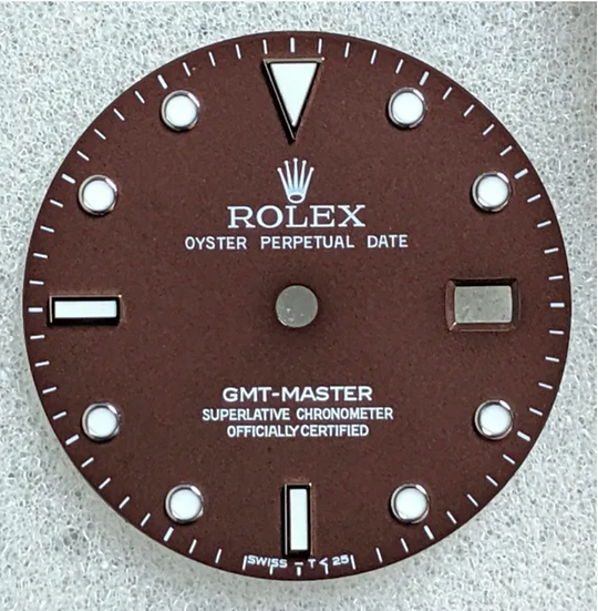 Rolex Brown GMT-Master Dial