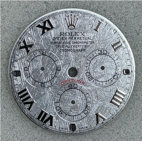 Cosmograph Daytona Meteorite Dial