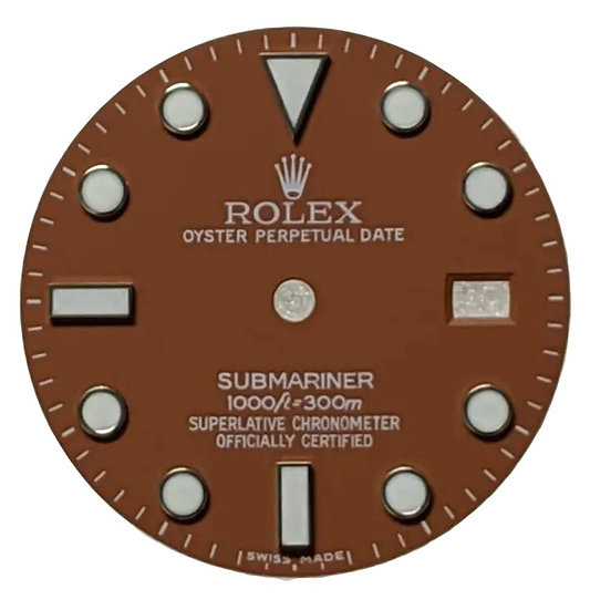 Refined Rolex Submariner Tan Dial 1000ft/300m