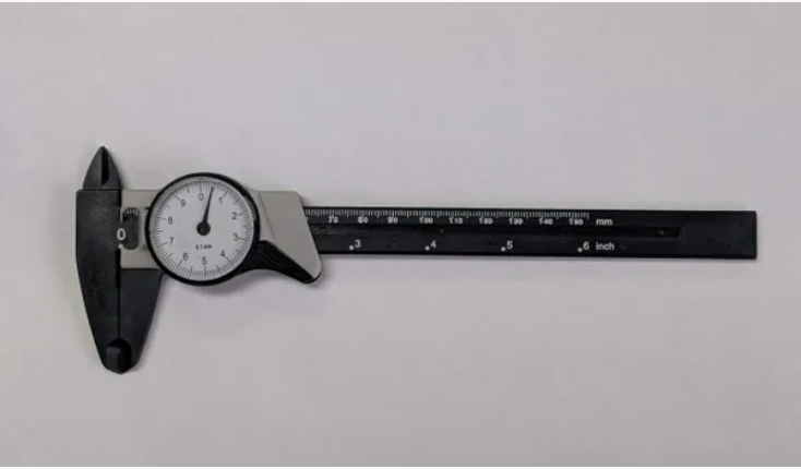 Analog Manual Caliper