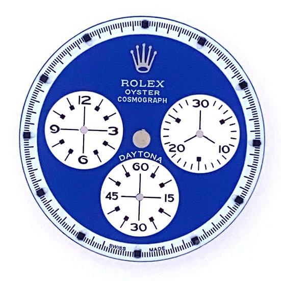 Daytona Paul Newman Blue Dial