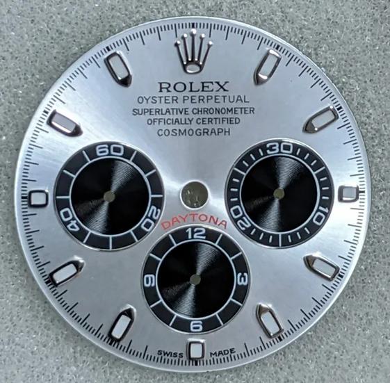 Refined Cosmograph Daytona Platinum Color Dial
