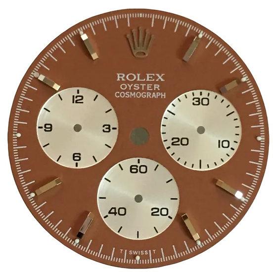 Cosmograph Daytona Brown Dial