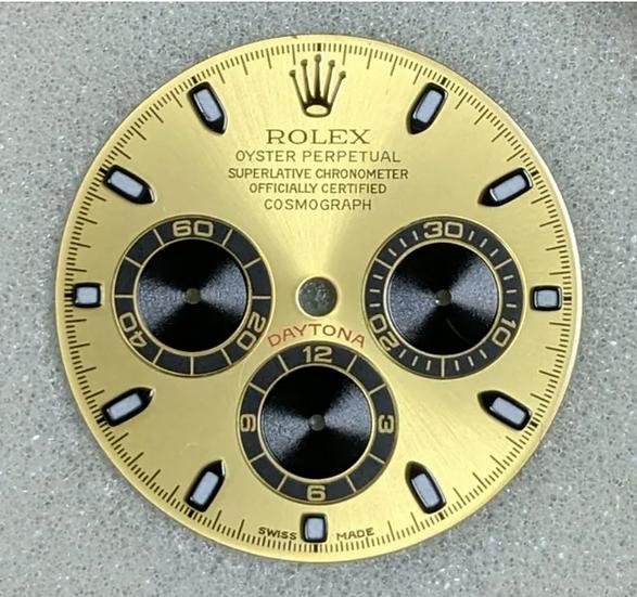 Cosmograph Daytona Champagne colour dial
