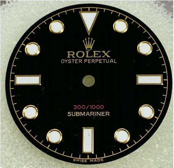 Rolex Submariner Black Dial 300/1000