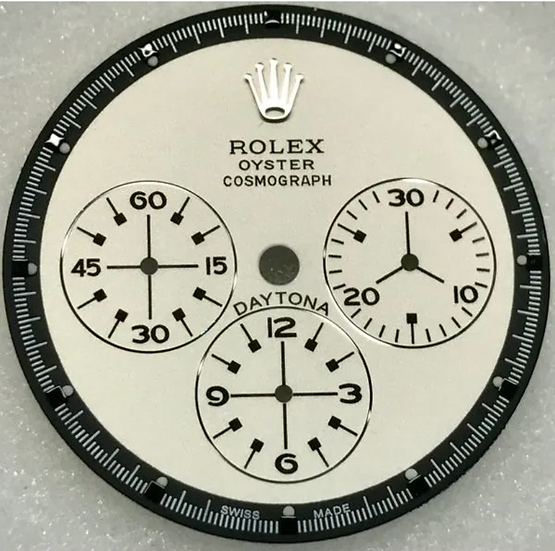 Cosmograph Dayton white Dial