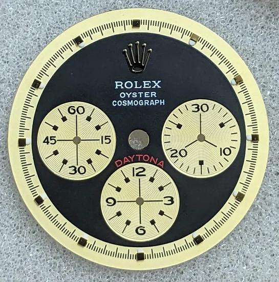 Rolex Daytona Paul Newman Black Dial