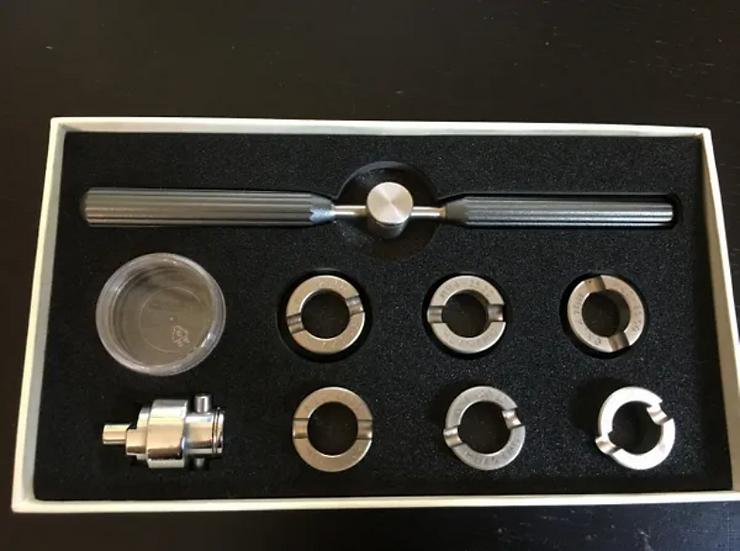 Rolex Case Set Opener